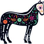 sugar scull horse